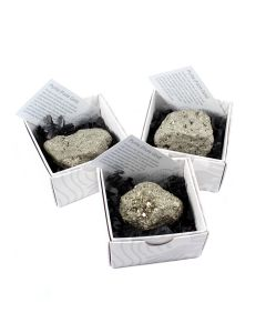 Pyrite Chispa Gift Boxed with ID Card (9 Piece) NETT
