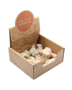 Moonstone Pebbles Retail Box (20 Piece) NETT