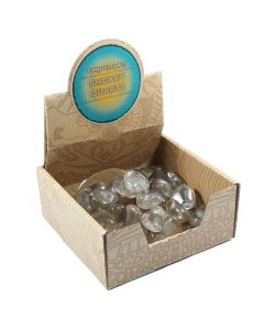 Smokey Quartz Tumblestone Retail Box (50 Piece) NETT