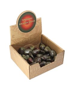 Dragon Stone Tumblestone Retail Box (50 Piece) NETT