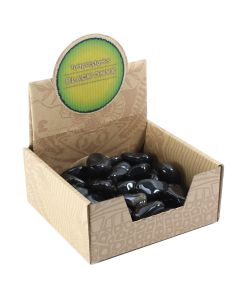 Black Onyx Tumblestone Retail Box (50 Piece) NETT