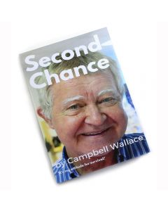 Second Chance by Campbell Wallace (1pc) NETT