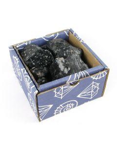 Obsidian Snowflake (Mexico) (1kg)