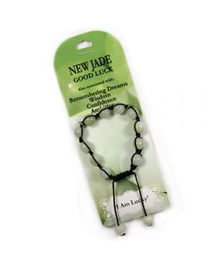 10mm New Jade Shamballa Bead Bracelet (10pcs) NETT