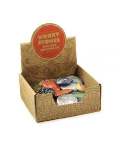 Worry Stones Retail Box (50pcs) NETT