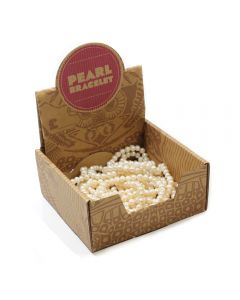 Pearl Bracelet Retail Box (20pc) NETT