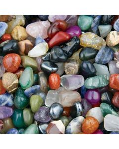 Brazilian Mix (500g) 10-15mm Small tumble NETT