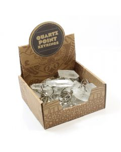 Quartz Point Keyring Retail Box (30pcs) NETT