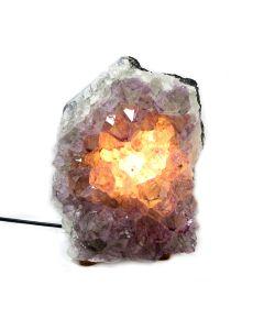 Amethyst 'B' Lamp (Including Electrics) (1 Piece) NETT