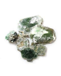 "Roscoelite Green Mica 1-2"" (100g) Tanzania (WAS £20 NOW £10) NETT"