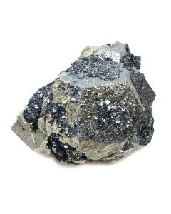 "Hematite with Pyrite 4-5"" Italy (1 Piece) NETT"