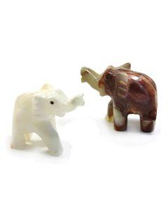 """3"""" Elephant Onyx (1pc) NETT"""
