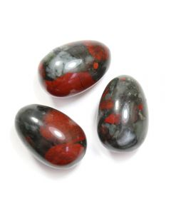 Gemstone Egg 30x45mm Seftonite (1pc)  (WAS £4 NOW £2)NETT