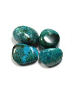Chrysocolla 30-50mm XL Tumbled (100g) NETT
