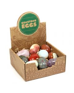 Gemstone Eggs Retail Box (10pc) NETT