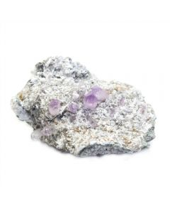 "Vera Cruz Amethyst Cluster 3-4"" (1pc) NETT (WAS £30 NOW £15)NETT"
