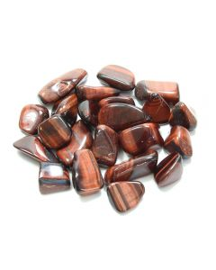 Tiger Eye Red South African (100g) 10-20mm Small tumble (WAS £4.5 NOW £2.25)NETT
