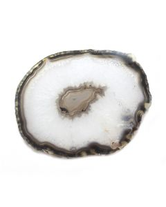"A9 Agate Slice Natural (7"" to 8"") NETT"