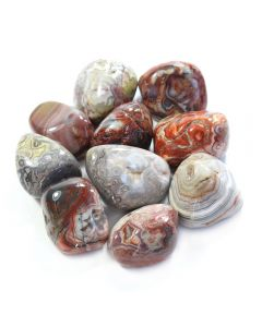 Agate Crazy Lace (250g) 30-40mm XL Tumbled