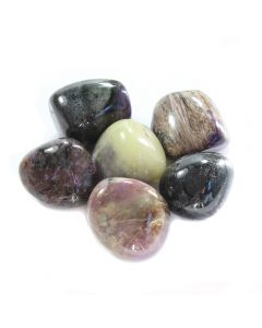 Charoite (100g) 20-30mm Med tumble