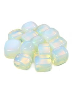 Opalite Glass (250g) 20-30mm Med tumble NETT