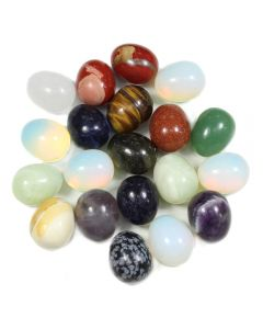Mini Gemstone Eggs (20pc) NETT