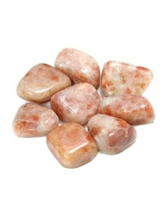 Sunstone South African Shape (100g) 30-40mm Lrg tumble