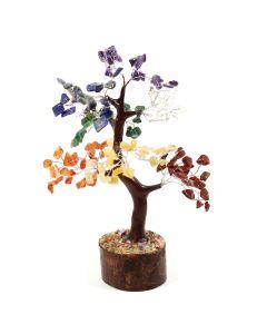 "8"" Chakra Gem Tree (1 Piece) NETT"