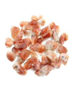 Sunstone Rough (100g) 5-15mm (60-100pcs) NETT