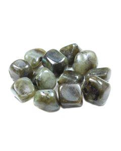 Labradorite 1st Grade 20-30mm Medium Tumblestone (100g) NETT