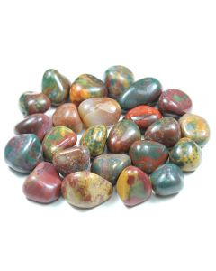Fancy Jasper (250g) 20-30mm Medium Tumbled NETT