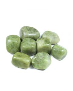 Vesuvianite (Idocrase) 20-30mm Medium Tumblestone (100g) NETT