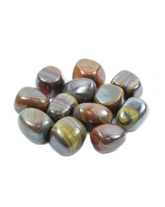 Tiger Iron 20-30mm Medium Tumblestone (250g) NETT