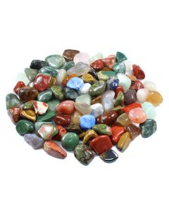 South African Tumblestone Mix 10-20mm Small (1kg) NETT
