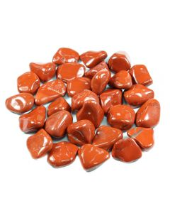 Red Jasper (SA Shape) 20-30mm Medium Tumblestone (250g)