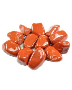 Red Jasper 30-40mm Large (SA Shape) Tumblestone (250g)