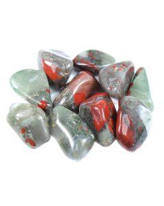 Bloodstone/Seftonite 40-50mm Extra Large Tumblestone (250g)