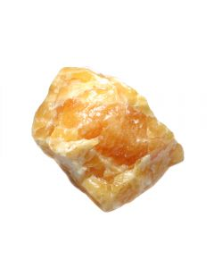 "Orange Calcite 5-6"" (1pc) Mexico NETT"