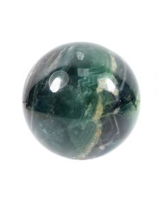 Fluorite Sphere 120-130mm (1pc) NETT