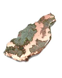 "Copper Slab 3-4"" Lacquer Polished (1 Piece) NETT"