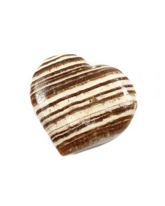 Aragonite Heart 55-60mm (1 Piece) NETT