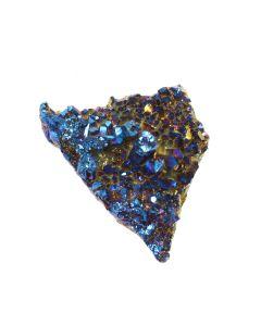 """Cobalt Aura Cluster USA 2-3"""" (1 Piece) NETT"""