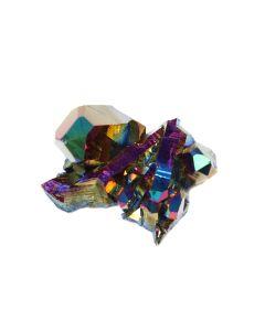"""Titanium Aura Cluster/Point USA 1-2"""" (1pc) NETT"""