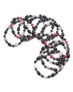 Hematine/pearl bracelets Small (10pcs) (WAS £1.35 NOW £0.675)NETT
