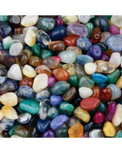 Brazilian Mix (500g) 5-10mm Mini tumble NETT