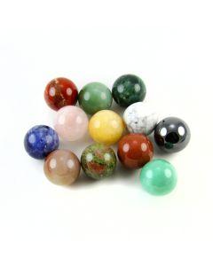 25mm Sphere Collection (12pcs) NETT