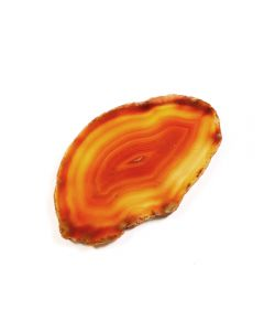 "A00 Agate Slice Red (up to 2"") NETT"