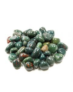 Bloodstone 10-20mm Small Tumblestone (250g)