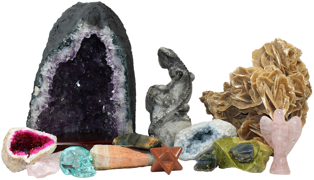 Healing Crystals UK Natural AMETHYST Crystal Cluster Geode Rock Stone Chakra